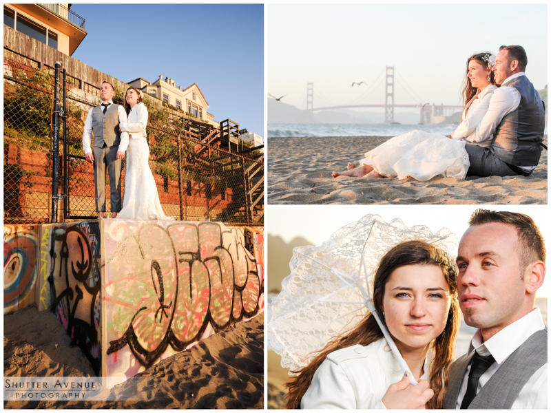 San Francisco Wedding Photography
