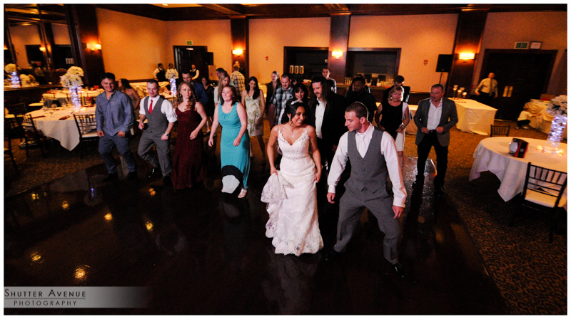 Fun and professional wedding photographer in Denver
