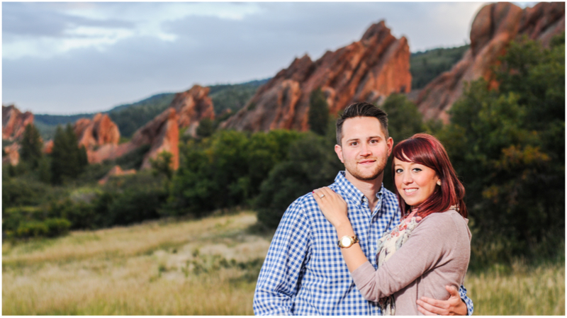 Best Denver Couple Photographer