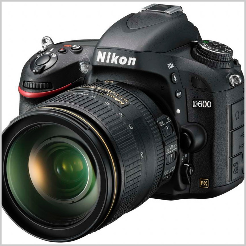 Short review of Nikon D600 by Shutter Avenue Photography