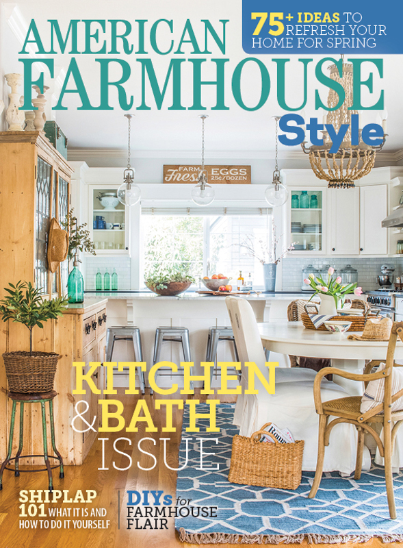 publication in a magazine by bay area interior design photographer